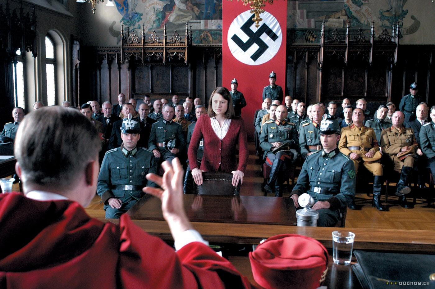 Sophie Scholl: Posljednji dani