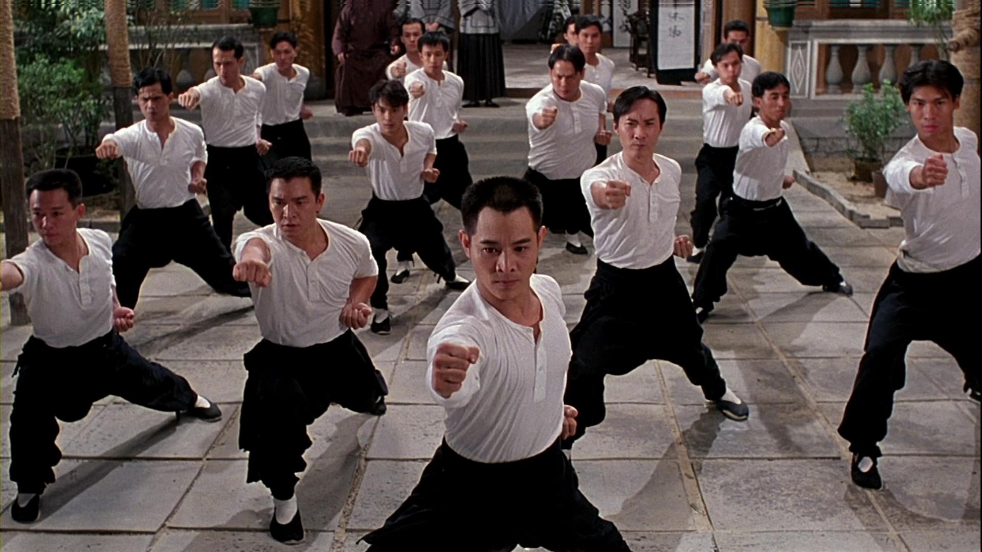 Legendarna šaka- Jet Li kolekcija