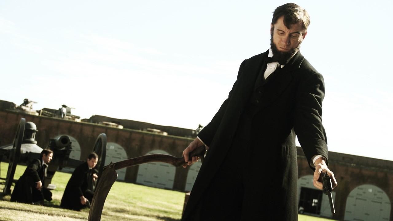 Abraham Lincoln protiv zombija