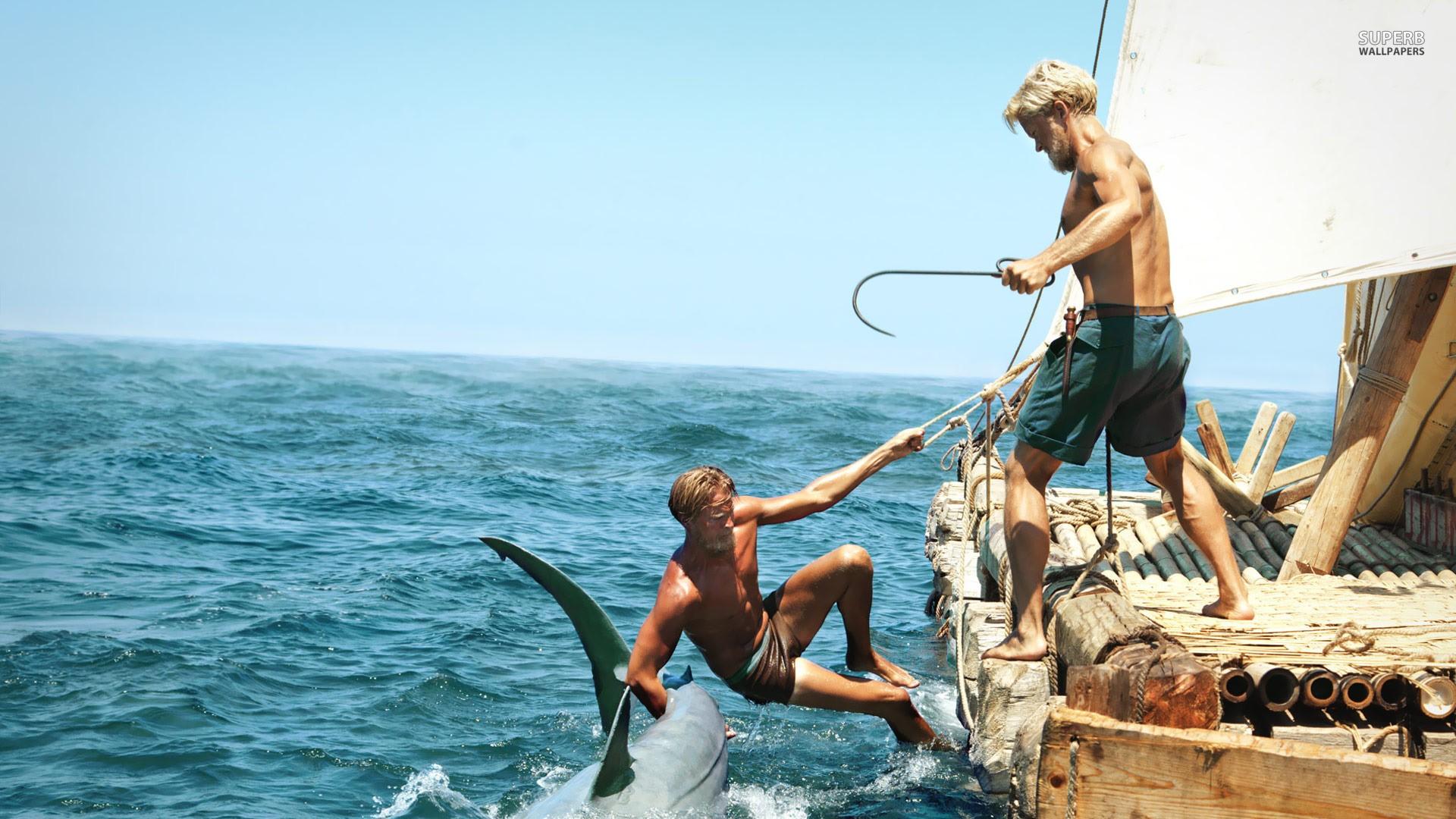 Kon-Tiki: Sedmorica protiv Pacifika