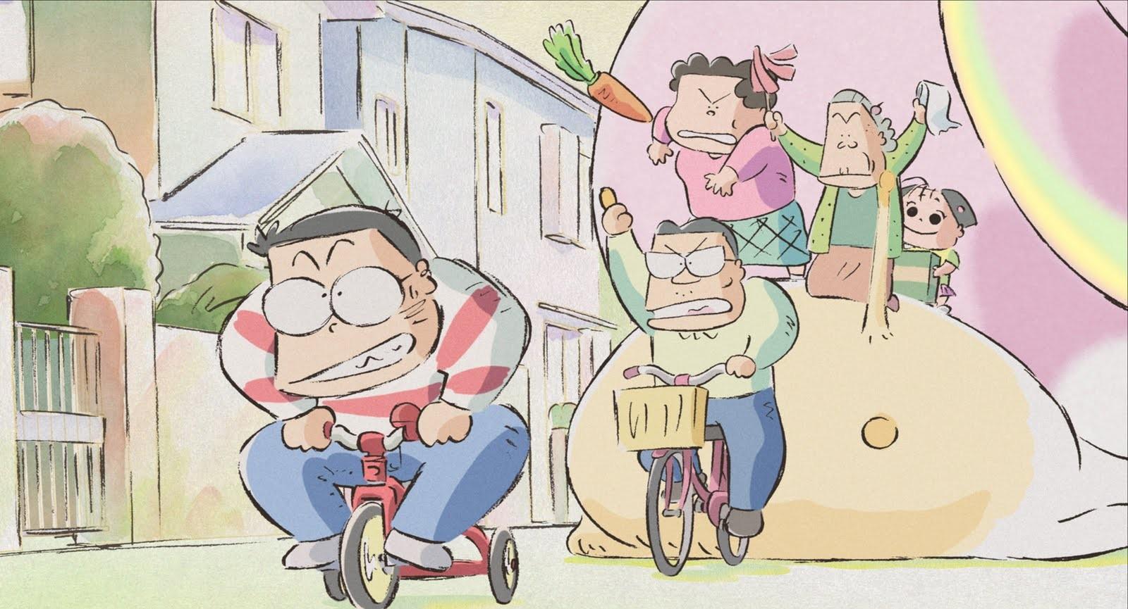 Moji susjedi Yamade