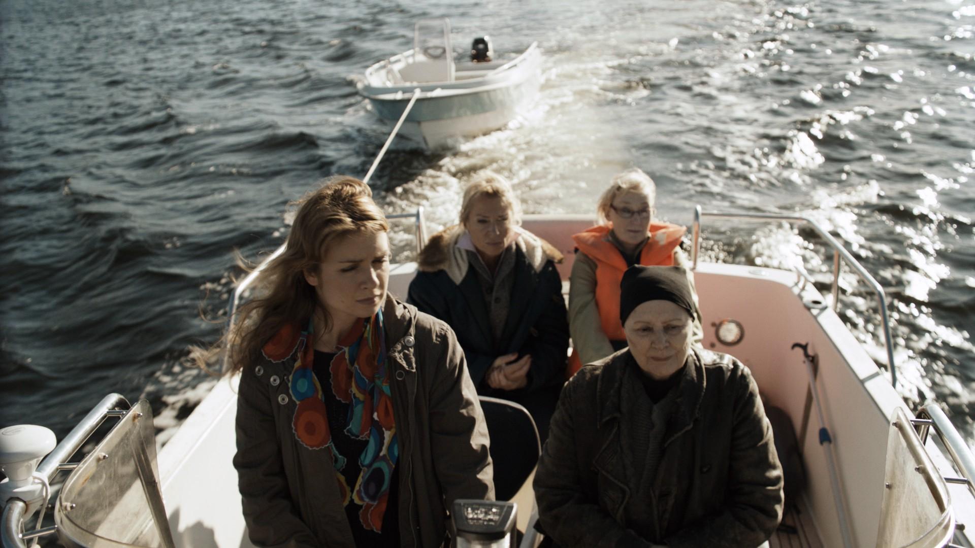Umorstva u Fjällbacki 2: More daje, more uzima