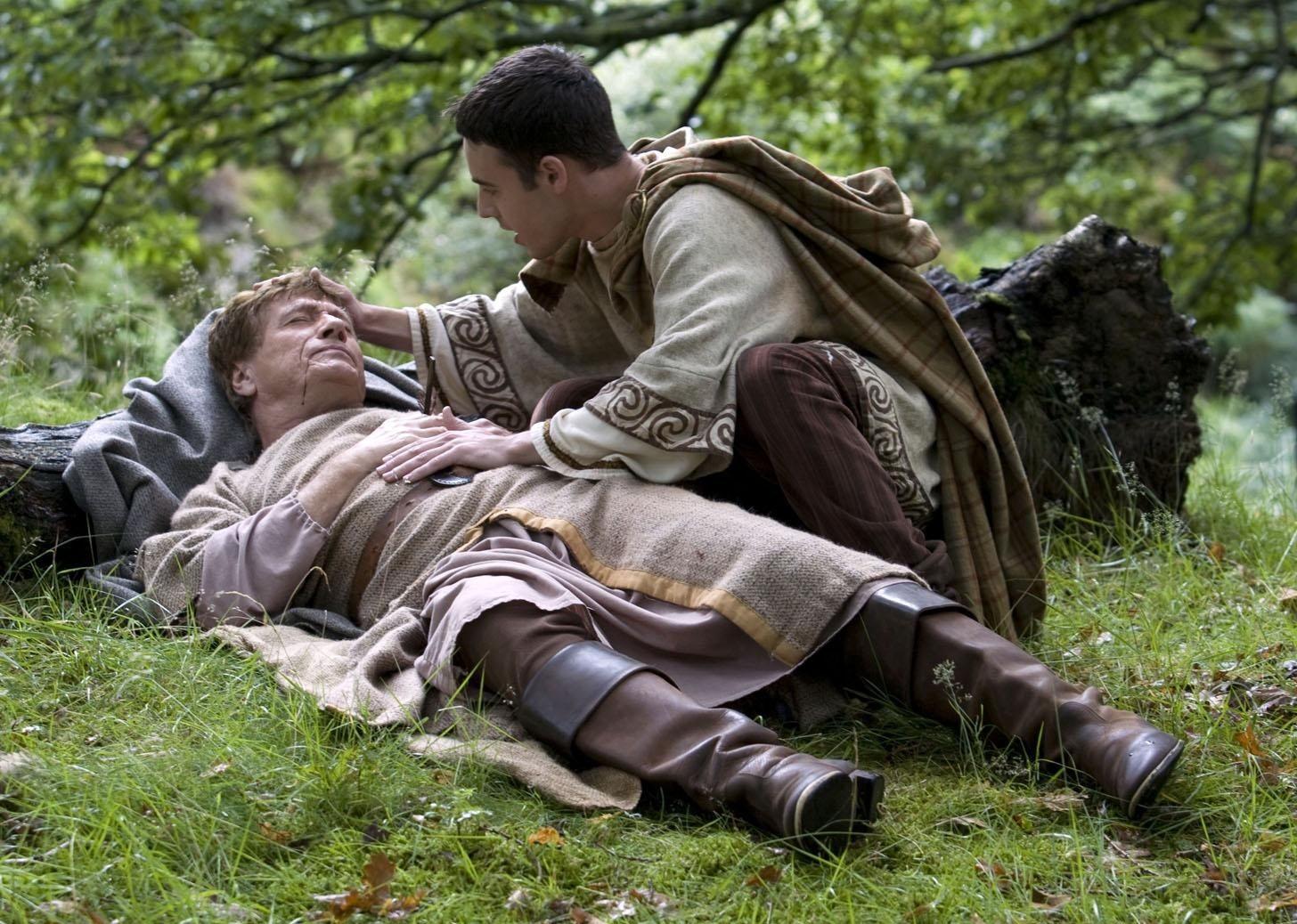 Merlin i rat zmajeva