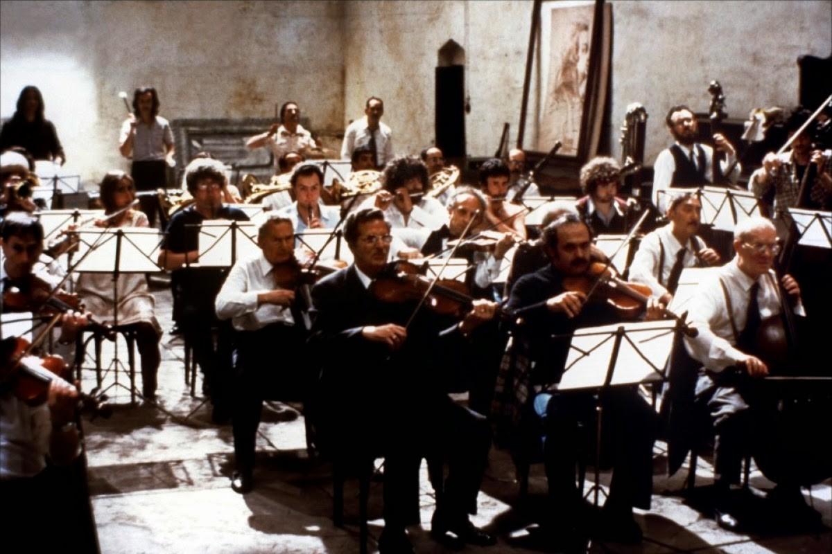 Proba orkestra