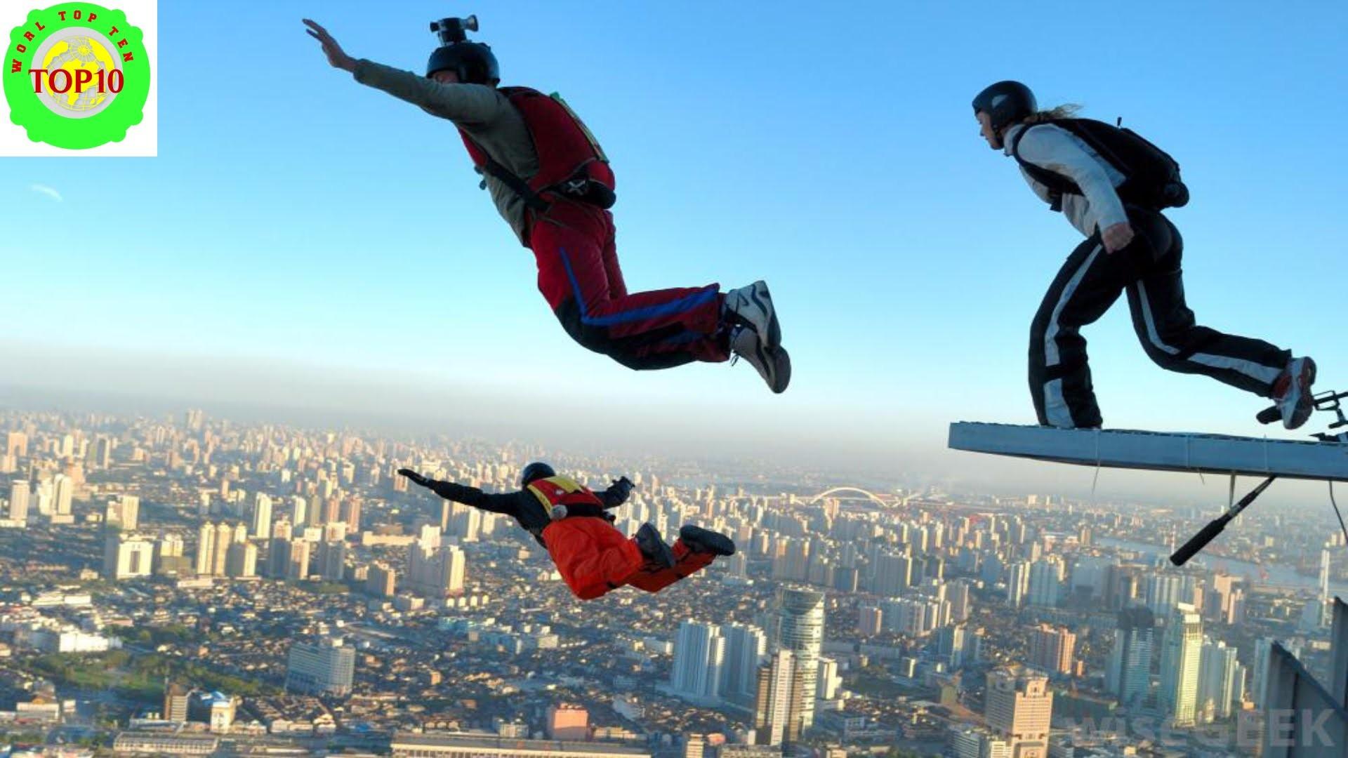 World's Most Dangerous Sports Events