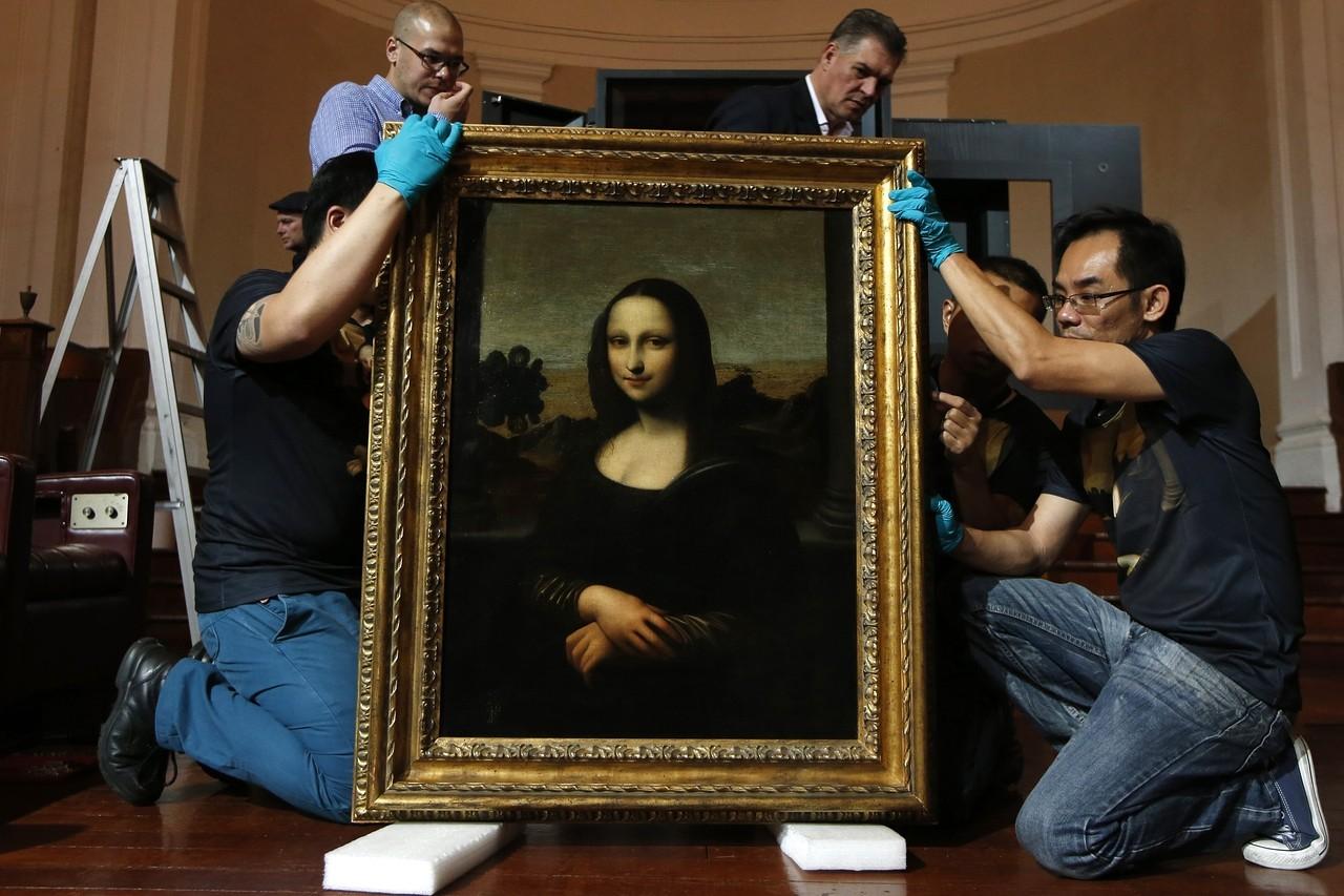 Mona Lisa: the True Story