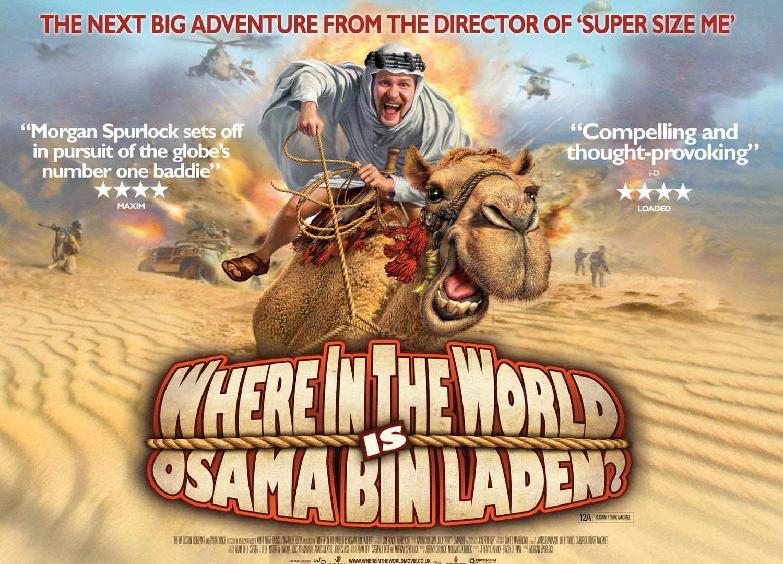 Gdje je Osama Bin Laden?