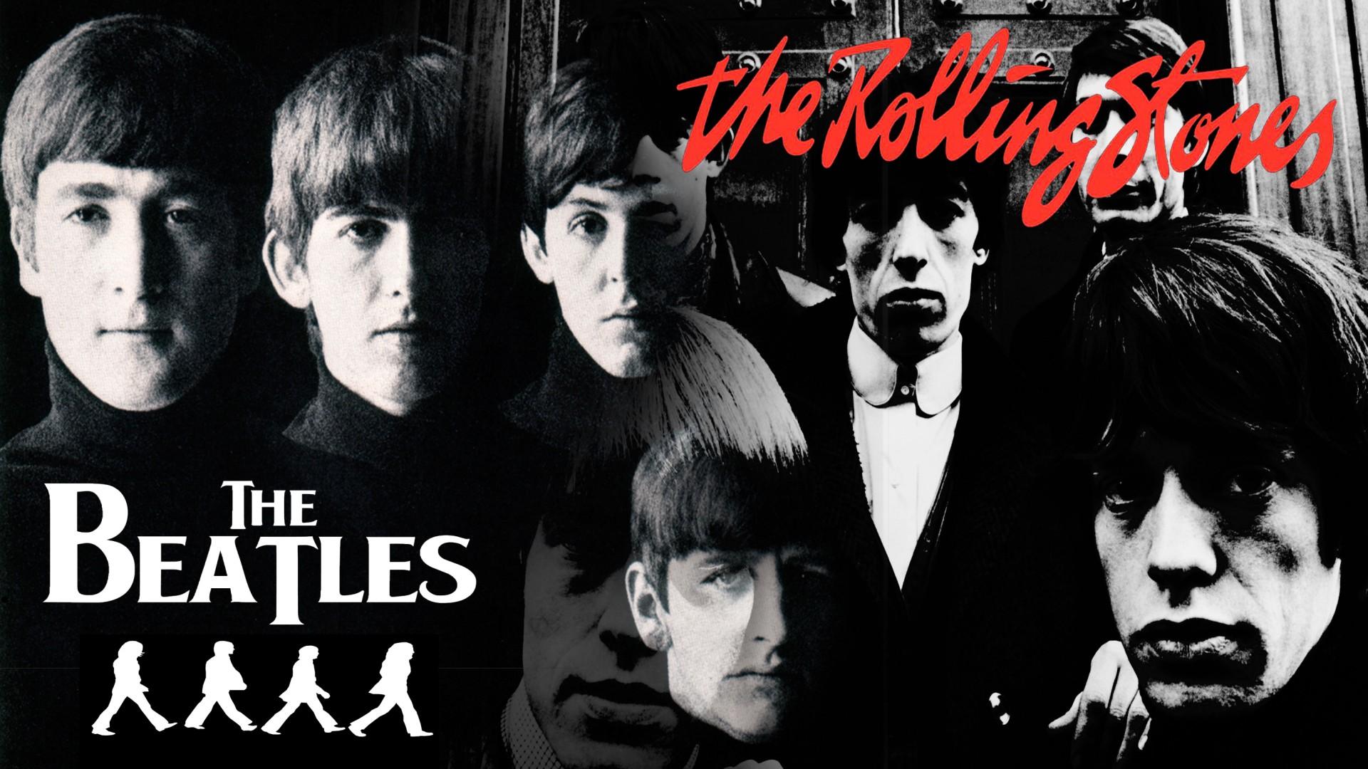 Beatlesi protiv Stonesa