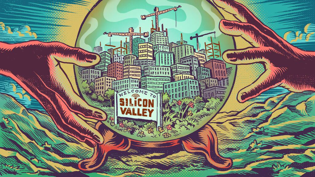 The Hidden Face of Silicon Valley