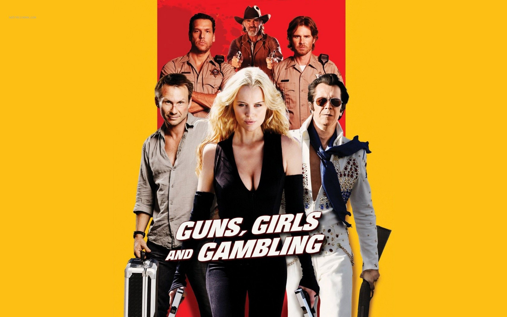 Pištolj, djevojke i kockanje