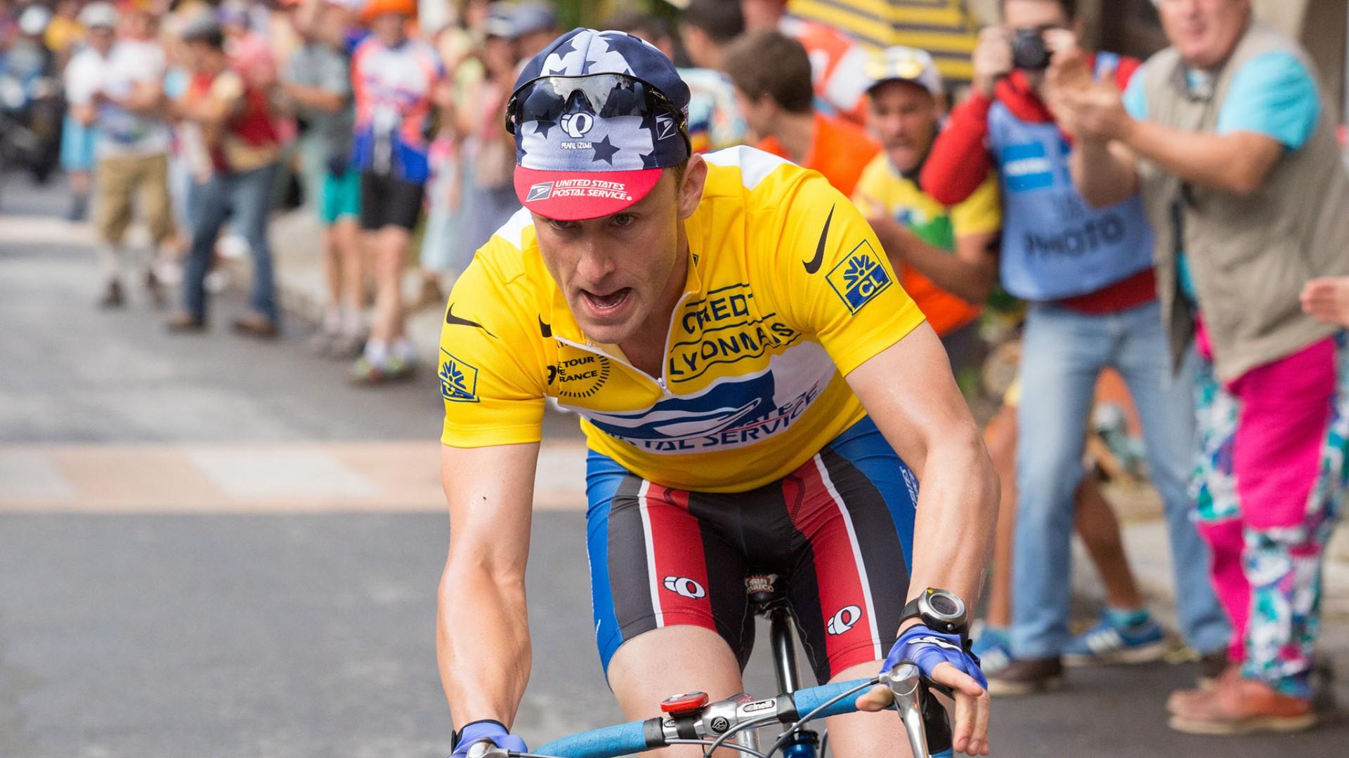 Lance Armstrong: Uspon i pad