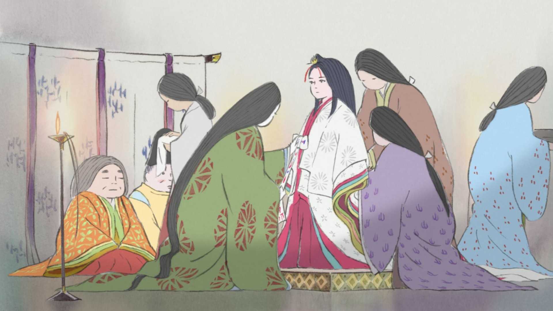 Priča o princezi Kaguya