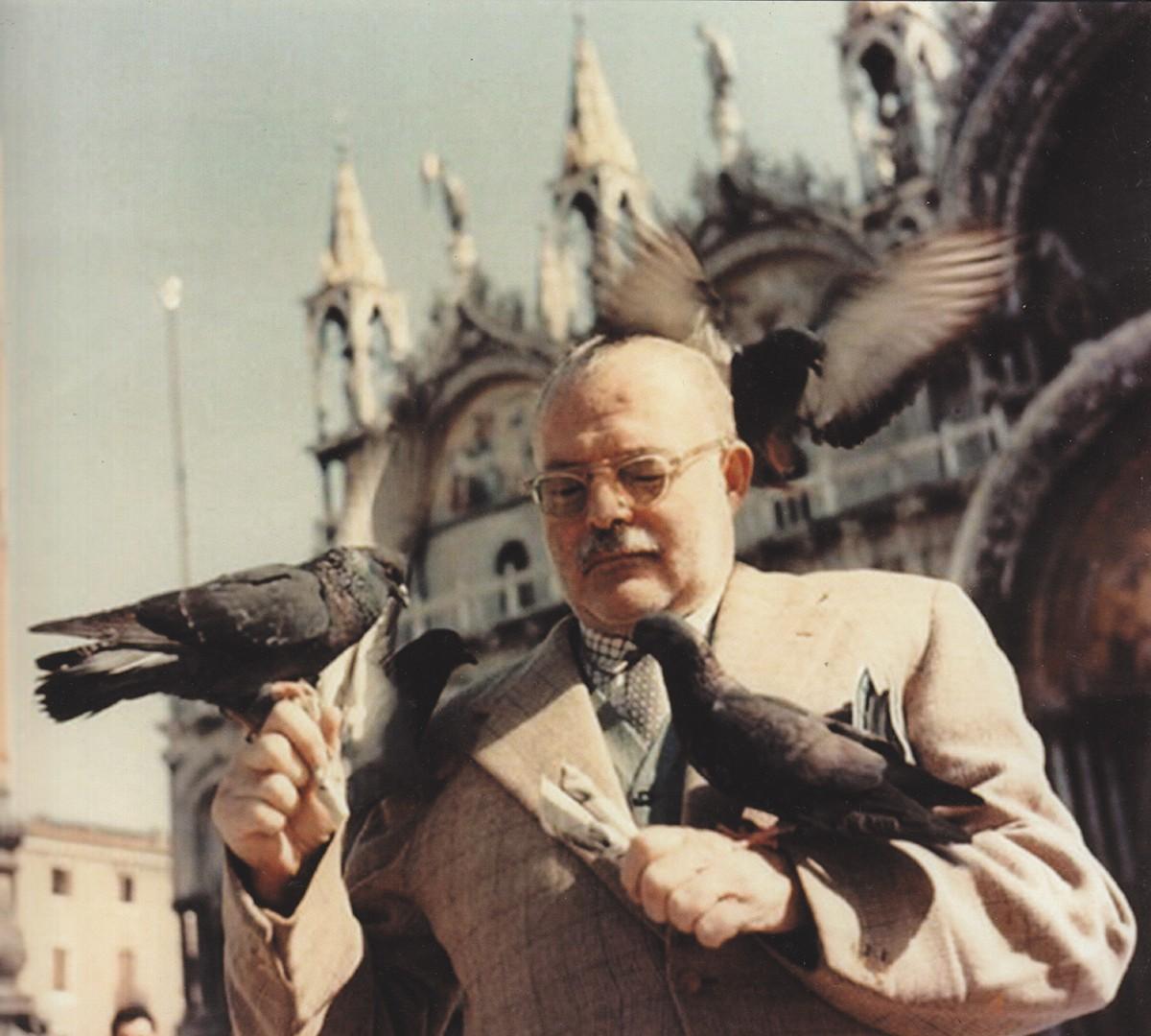 Nepoznati Hemingway