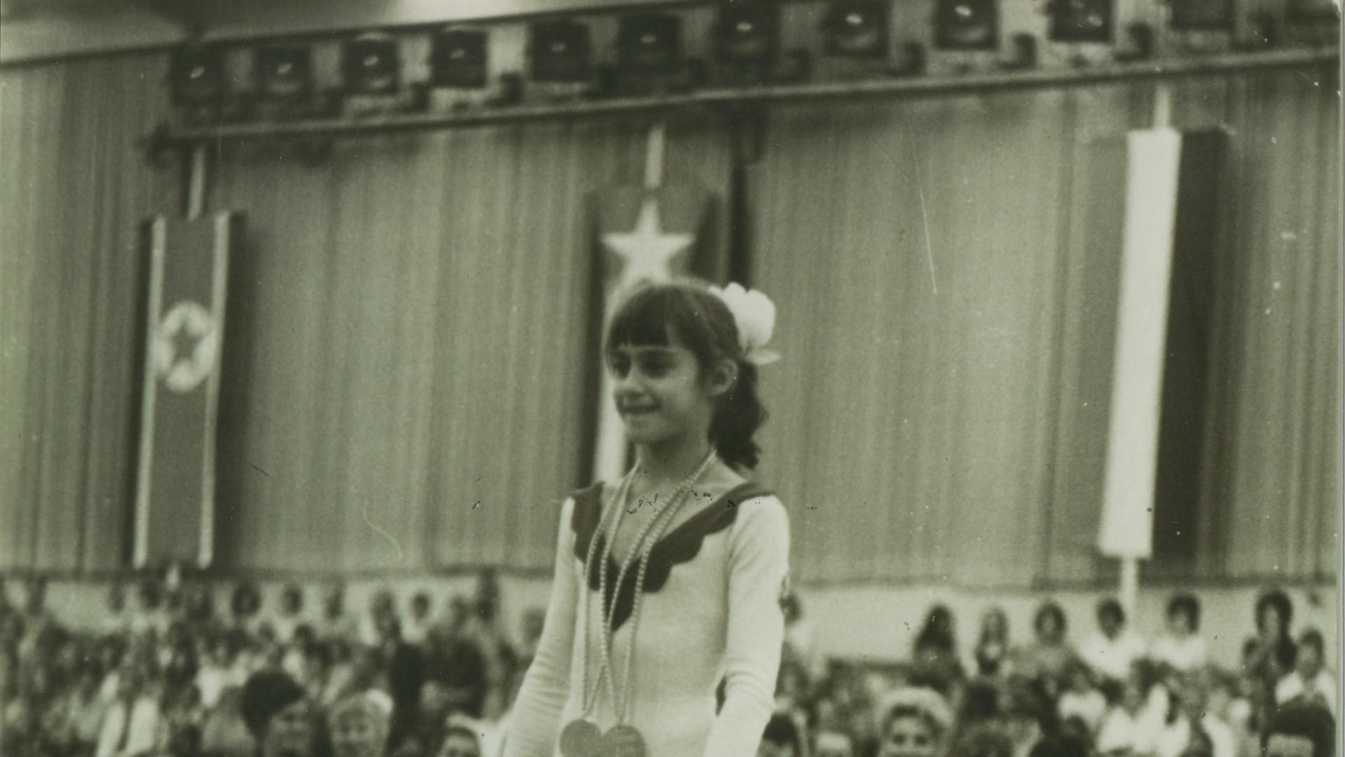 Nadia Comaneci: Djevojka koja je željela letjeti