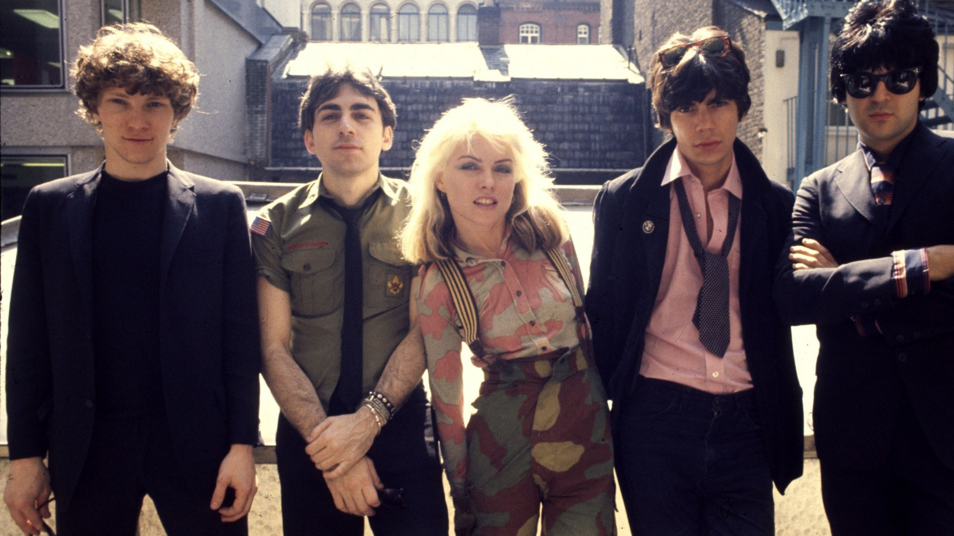 Blondie i New York
