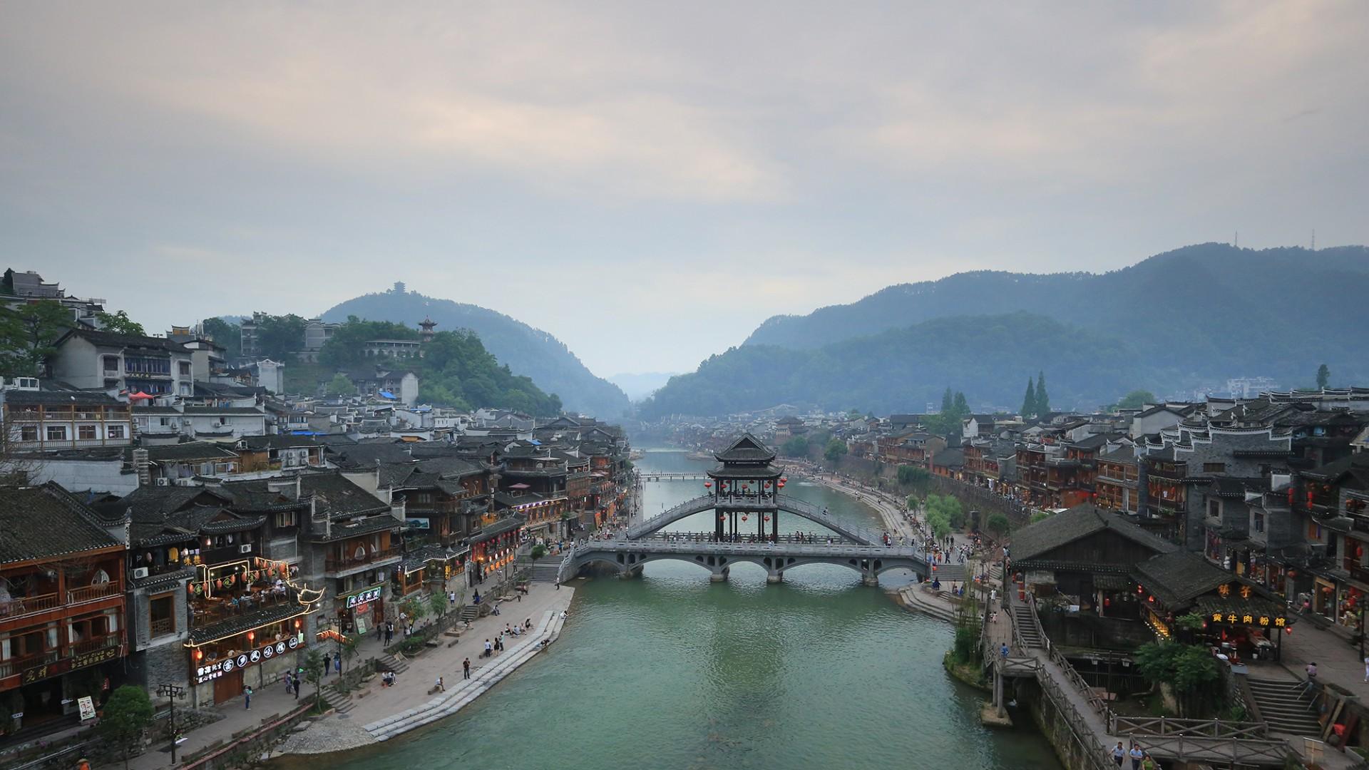 Hunan, inspiracija za Avatar