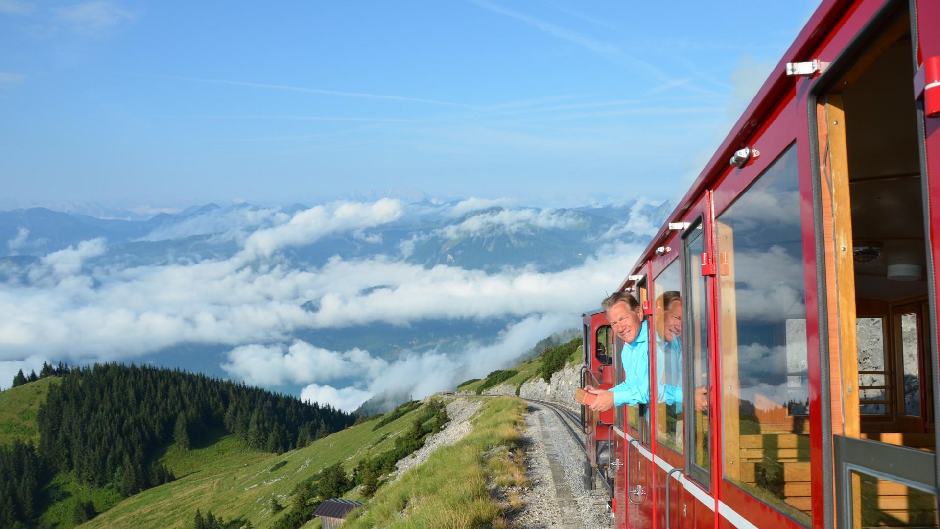 Velika europska putovanja željeznicom