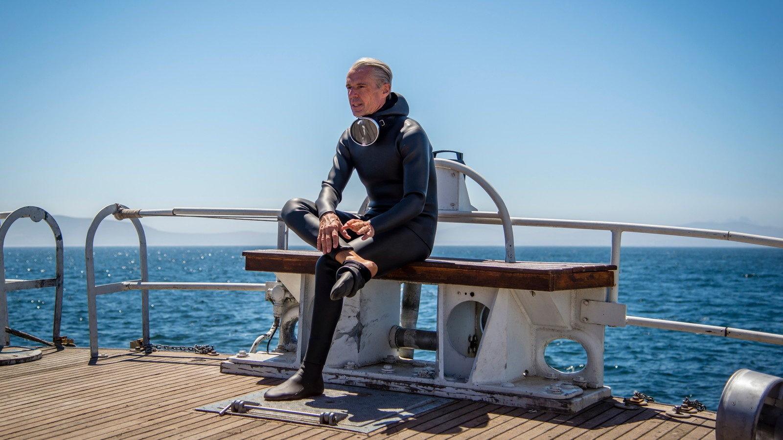 Jacques Cousteau - Odisej