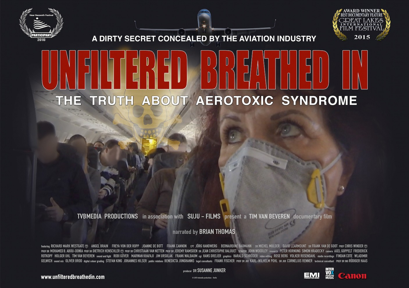Nepročišćeno disanje - Istina o aerotoksičnom sindromu
