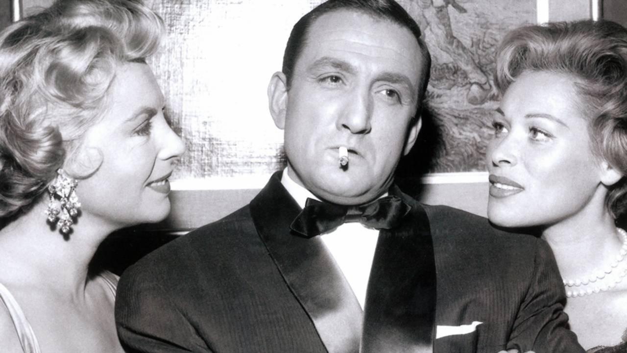 Iza maske legendarnog umjetnika: Lino Ventura