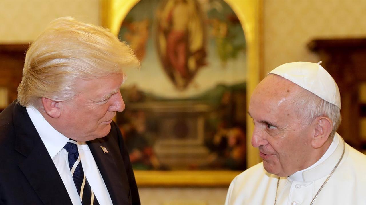 Sveta diplomacija: Tajna moć Vatikana