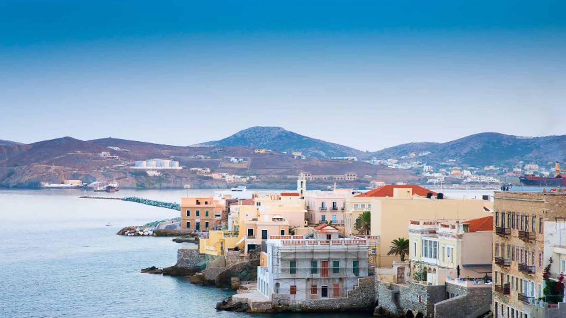 Grčka, zemlja na moru