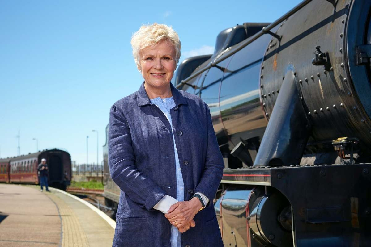 Obalne željeznice s Julie Walters