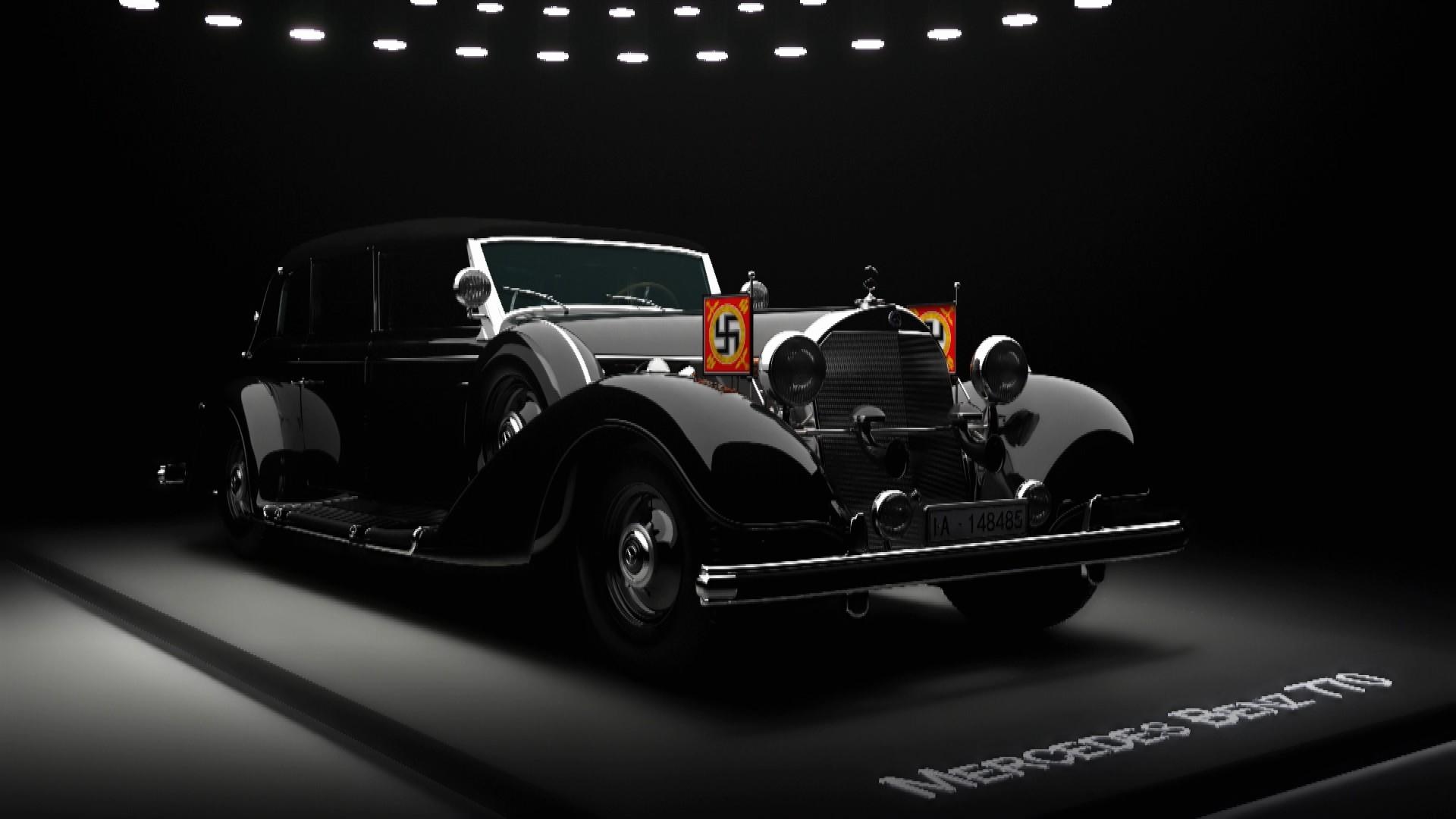 Kotači moći: Povijest službenih automobila