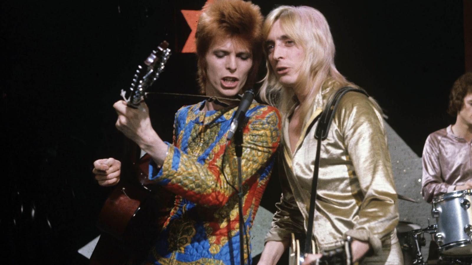 Ja i Bowie: Priča o Micku Ronsonu