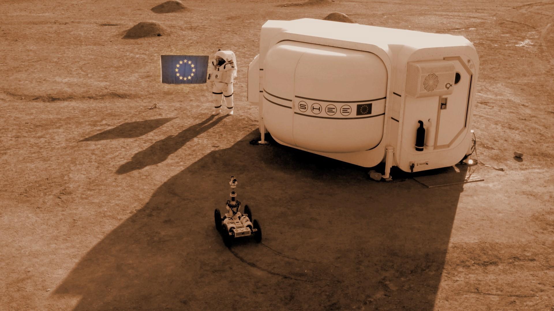 Spremni za Mars