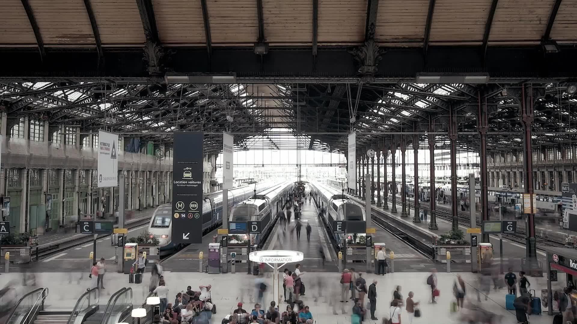 Najpoznatije europske željezničke stanice