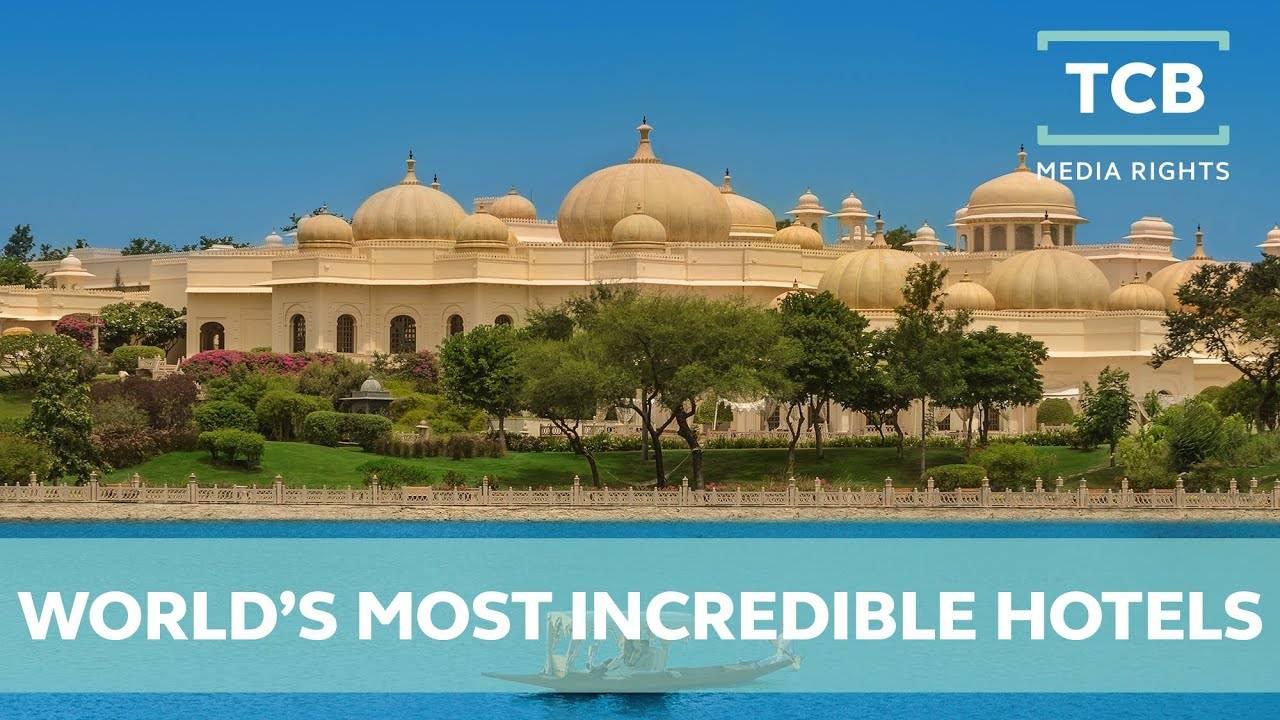 Najnevjerojatniji hoteli svijeta
