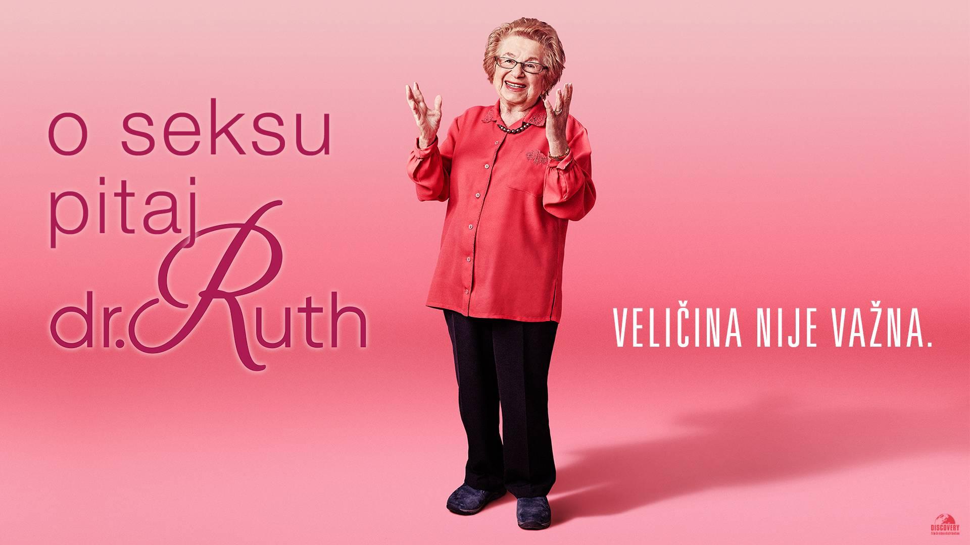 O seksu pitaj dr. Ruth