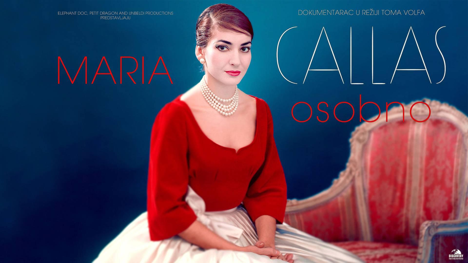 Maria Callas osobno