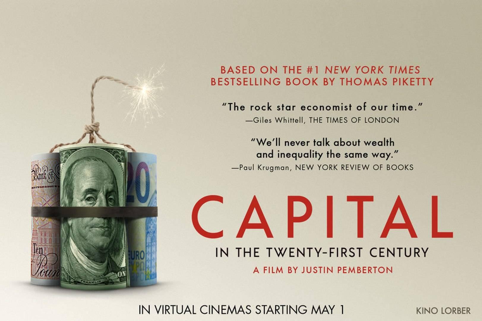 Kapital u 21. stoljeću
