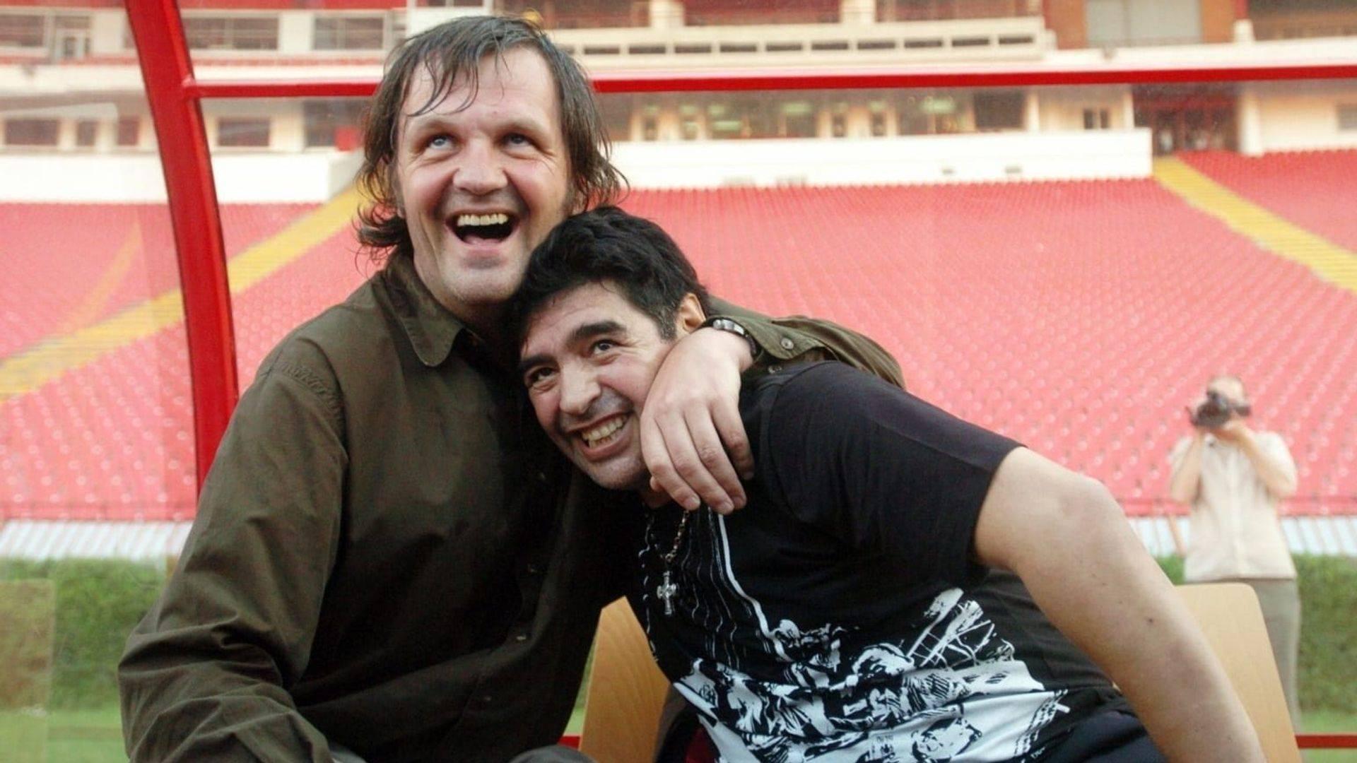 Maradona po Kusturici
