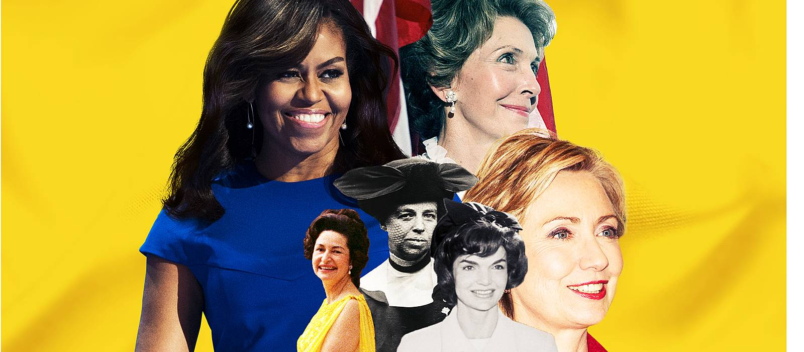 Prve dame Amerike