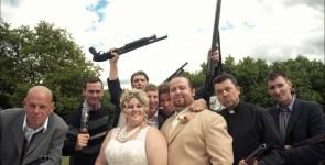 4 nabijene puške