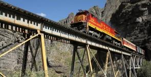 Čudesna putovanja vlakom