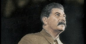 Staljin, u boji