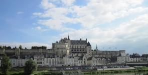 Dvorci Loire iz zraka