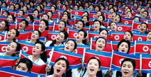 Propaganda Sjeverne Koreje