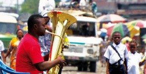 Kinshasa simfonija