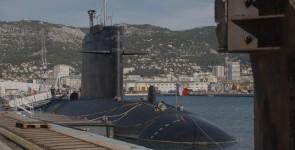 Toulonski arsenal, bastion Mediterana